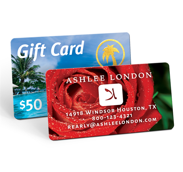 Picture for category Credit Card Size & Business Cards